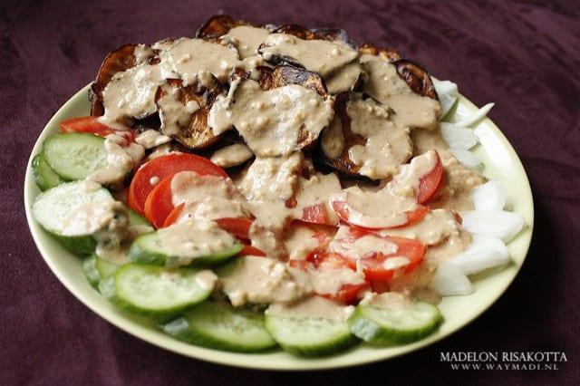 sudanese-aubergine-salade