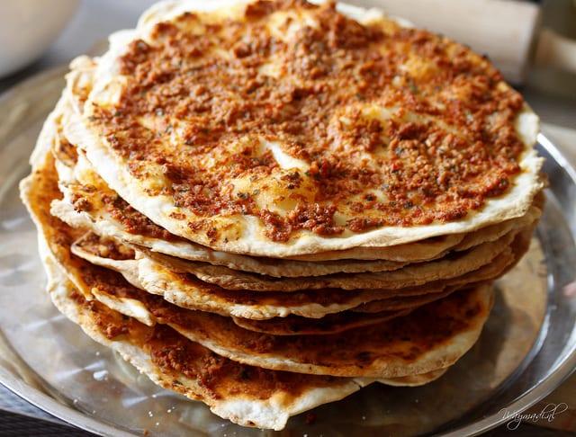 Recept Lahmacun *Fotorecept*