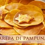 Arepa di pampoena