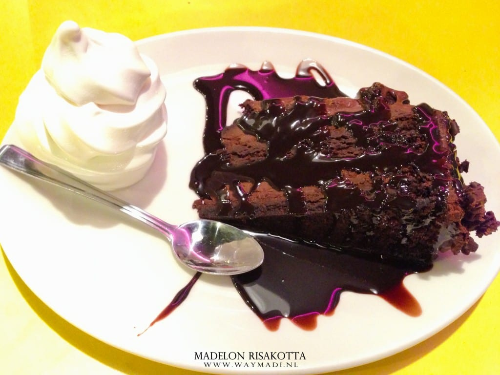 Tinseltown Chocolate Cake