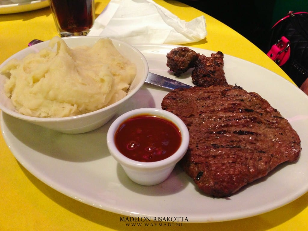 Tinseltown Steak