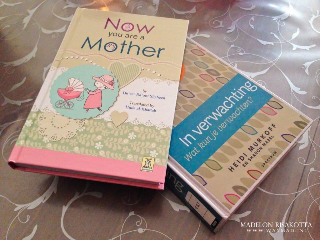 preggo en mommy boeken