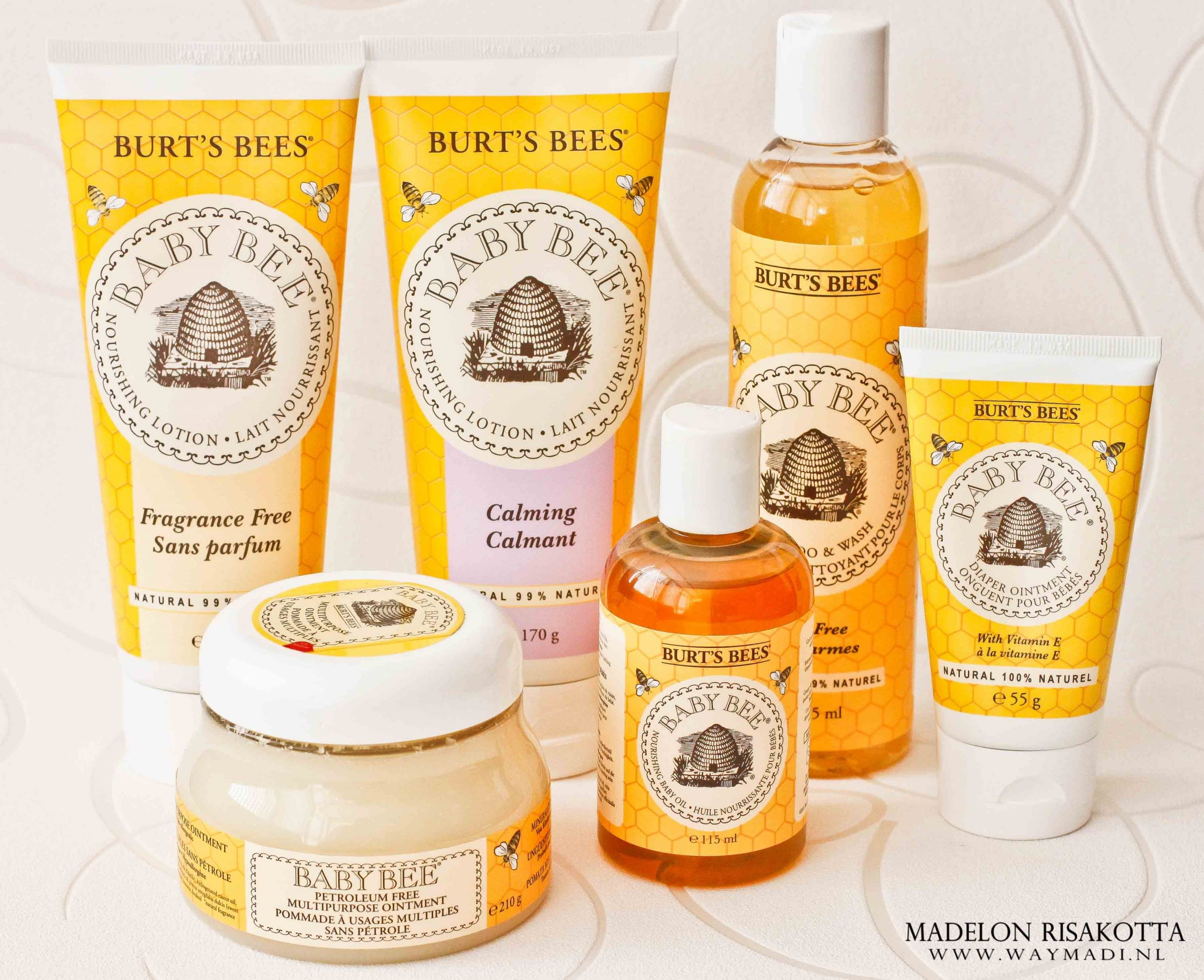 Burt's Bees Baby Bee | Part 1