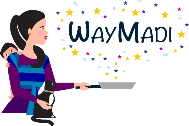 WayMadi Logo