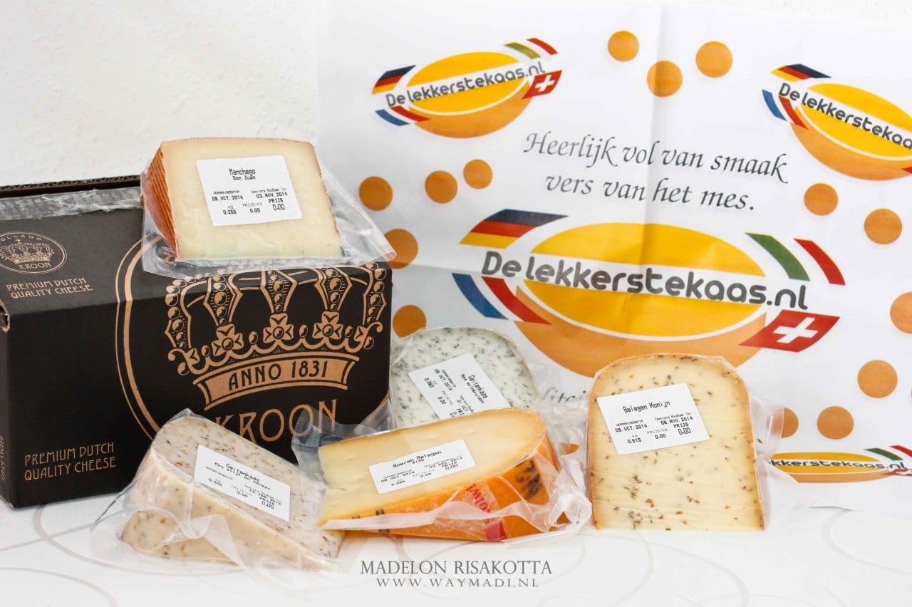 Delekkerstekaas.nl | Review en Winactie: Boerenkaaspakket!