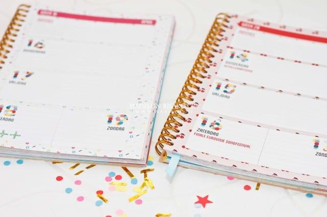 Team Confetti Agenda 2015