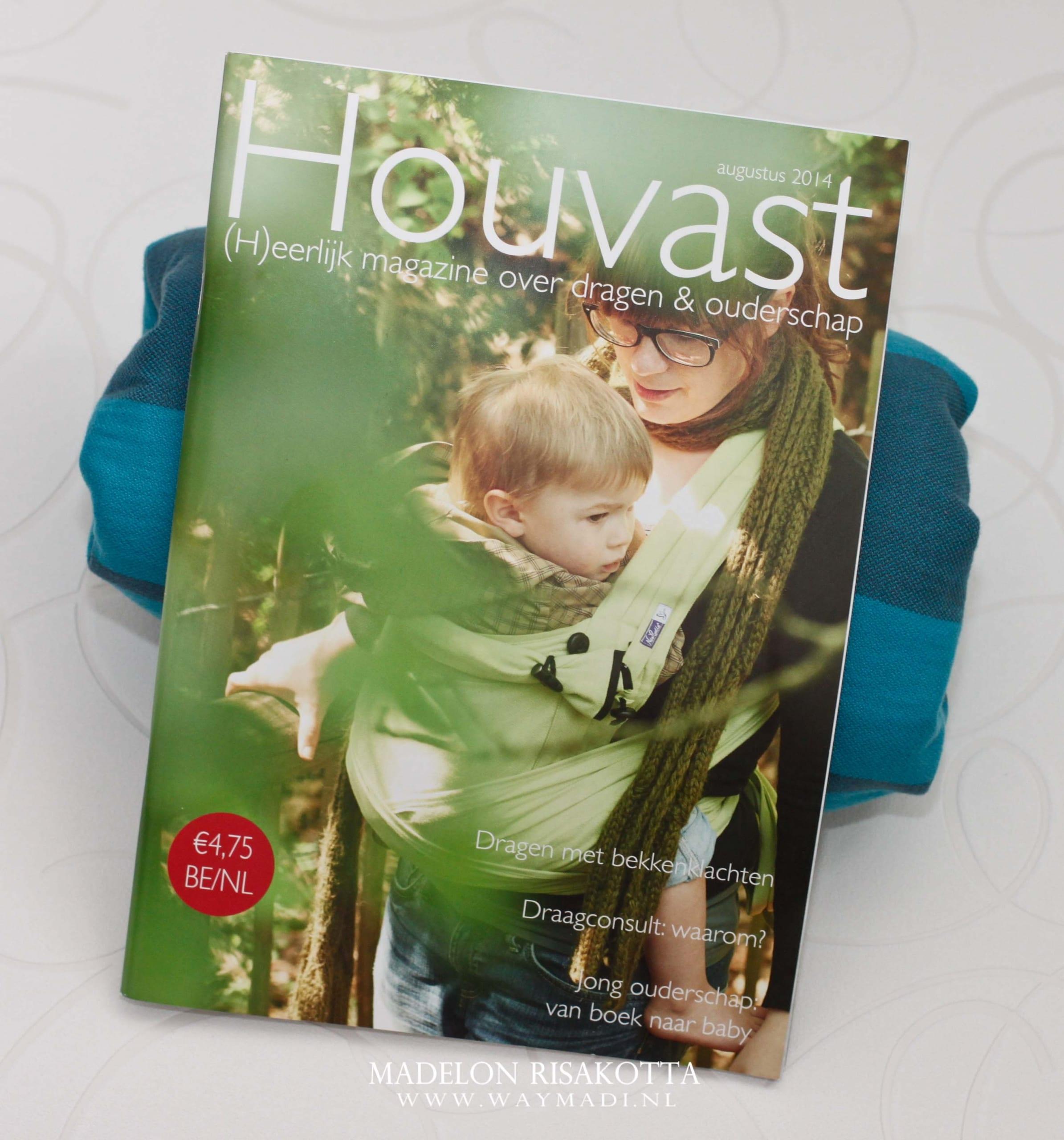 Houvast | (H)eerlijk magazine over Dragen & Ouderschap
