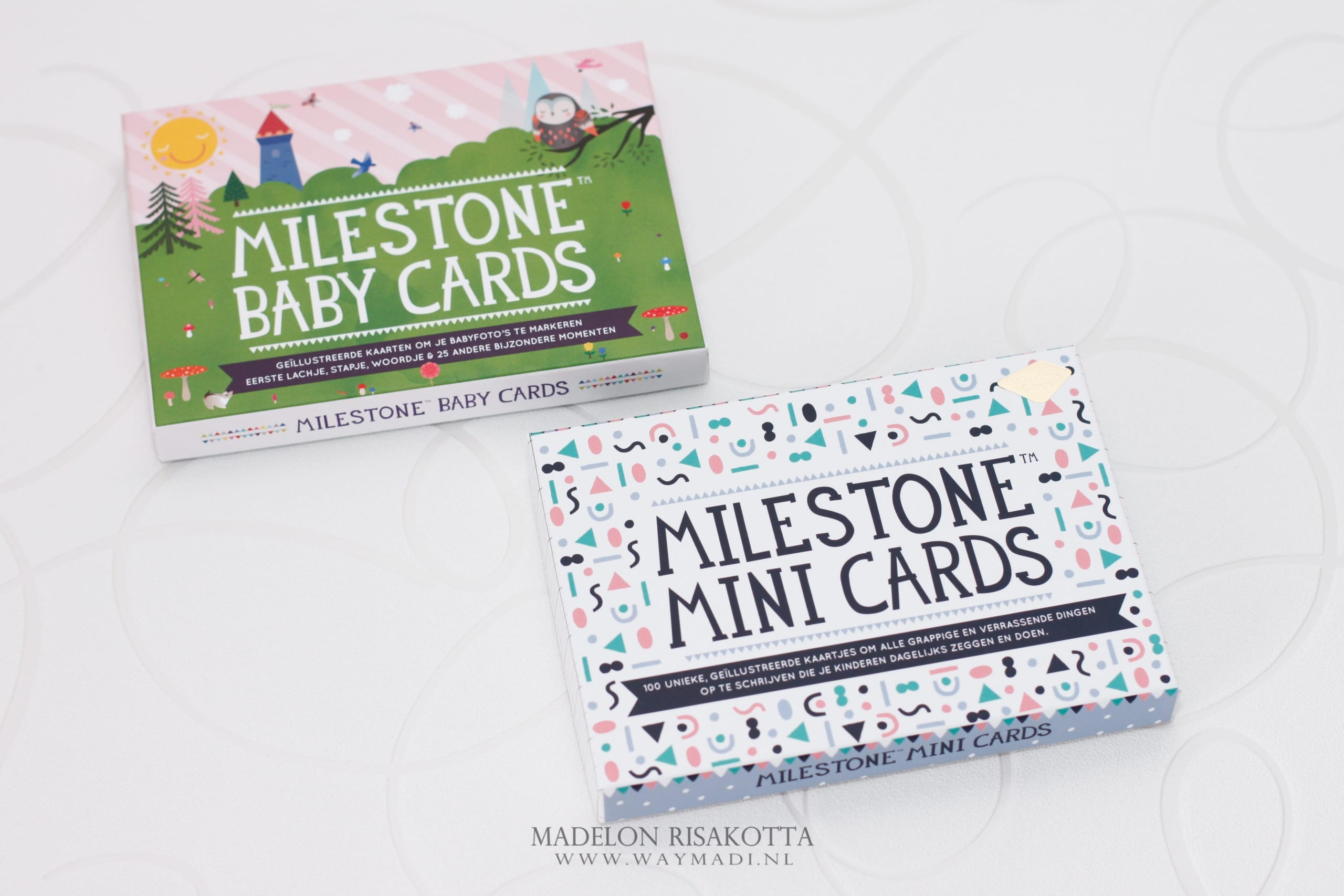 Mama Musthave | Milestone Cards!