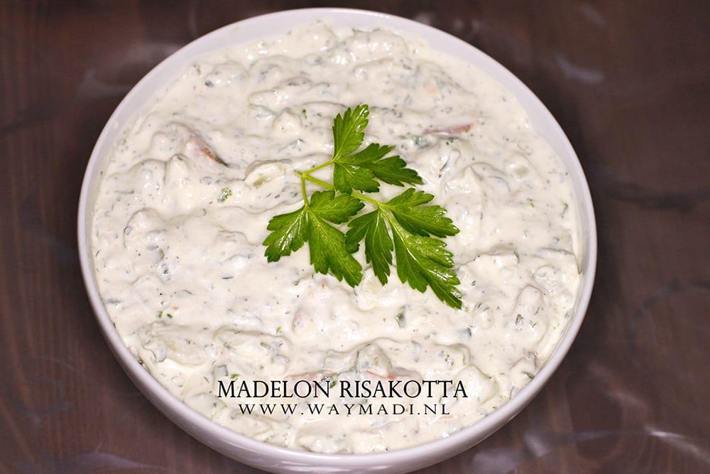Recept: Verse Aardappelsalade met Tahina