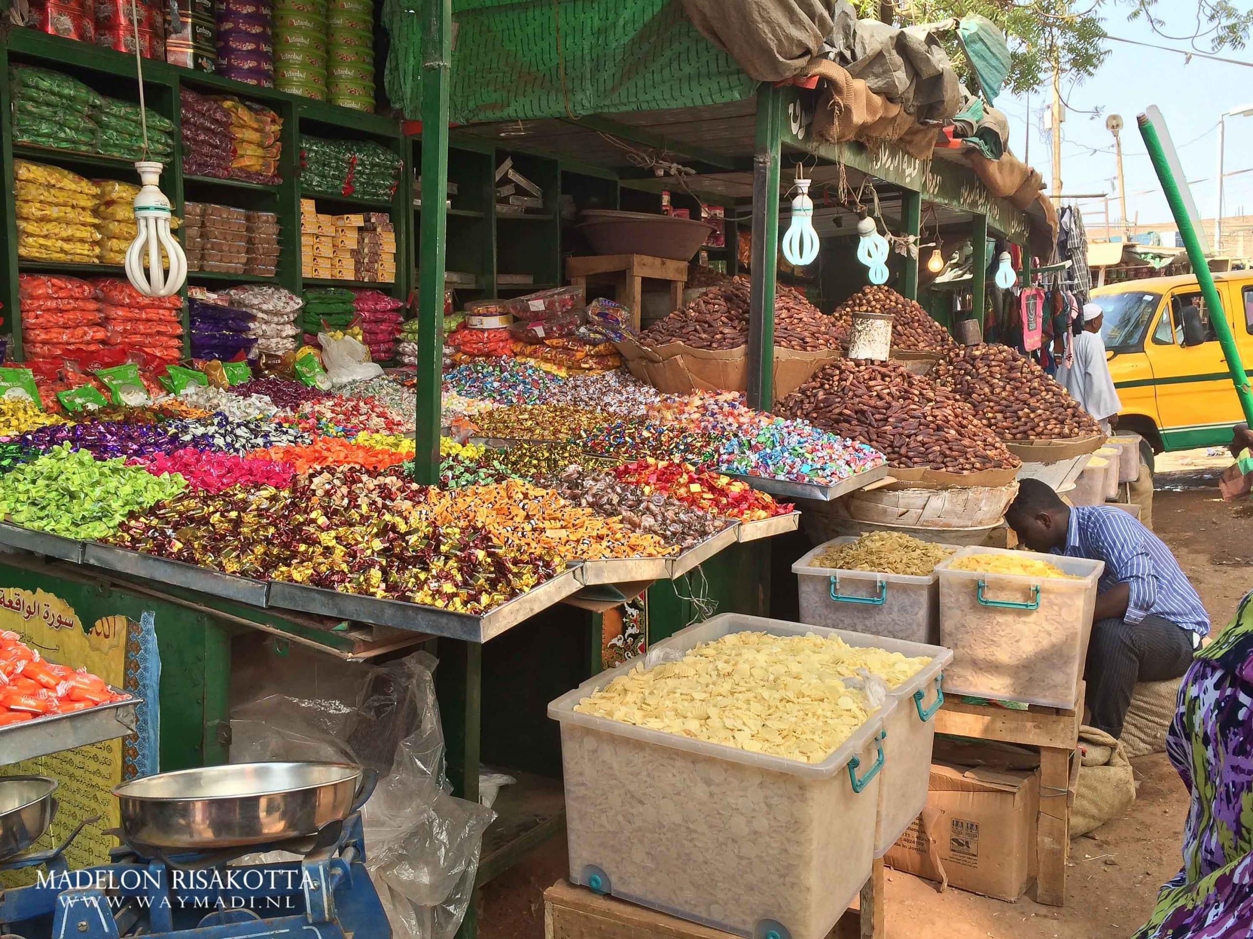 Shoppen In Sudan: Souq Omdurman