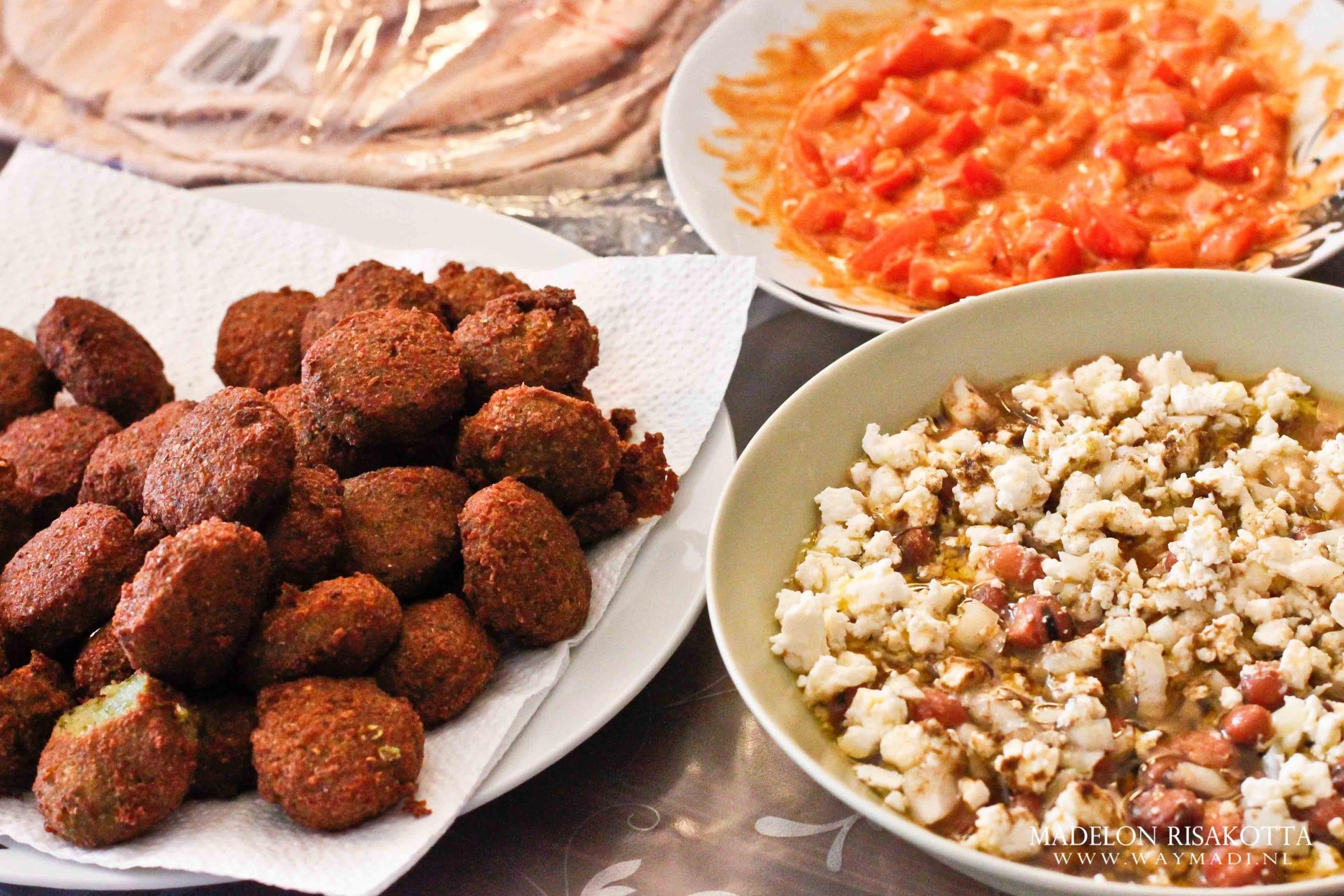 Recept: Sudanese Falafel