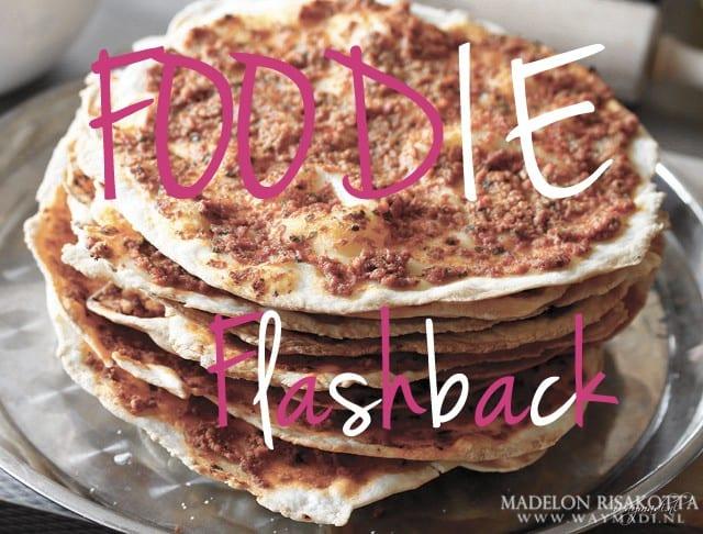 Foodie Flashback