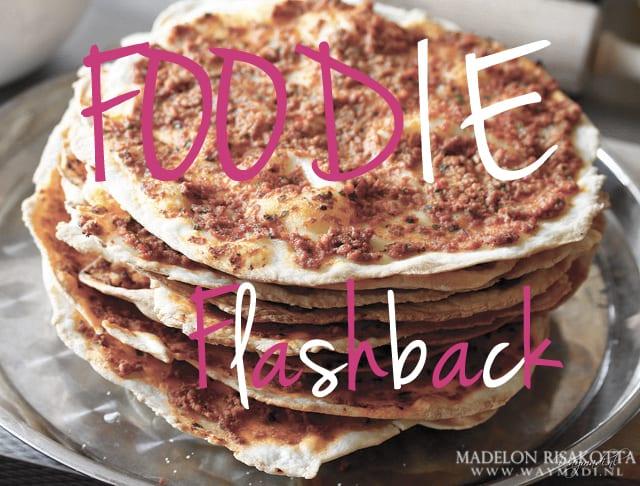 Foodie Flashback Juli en Augustus
