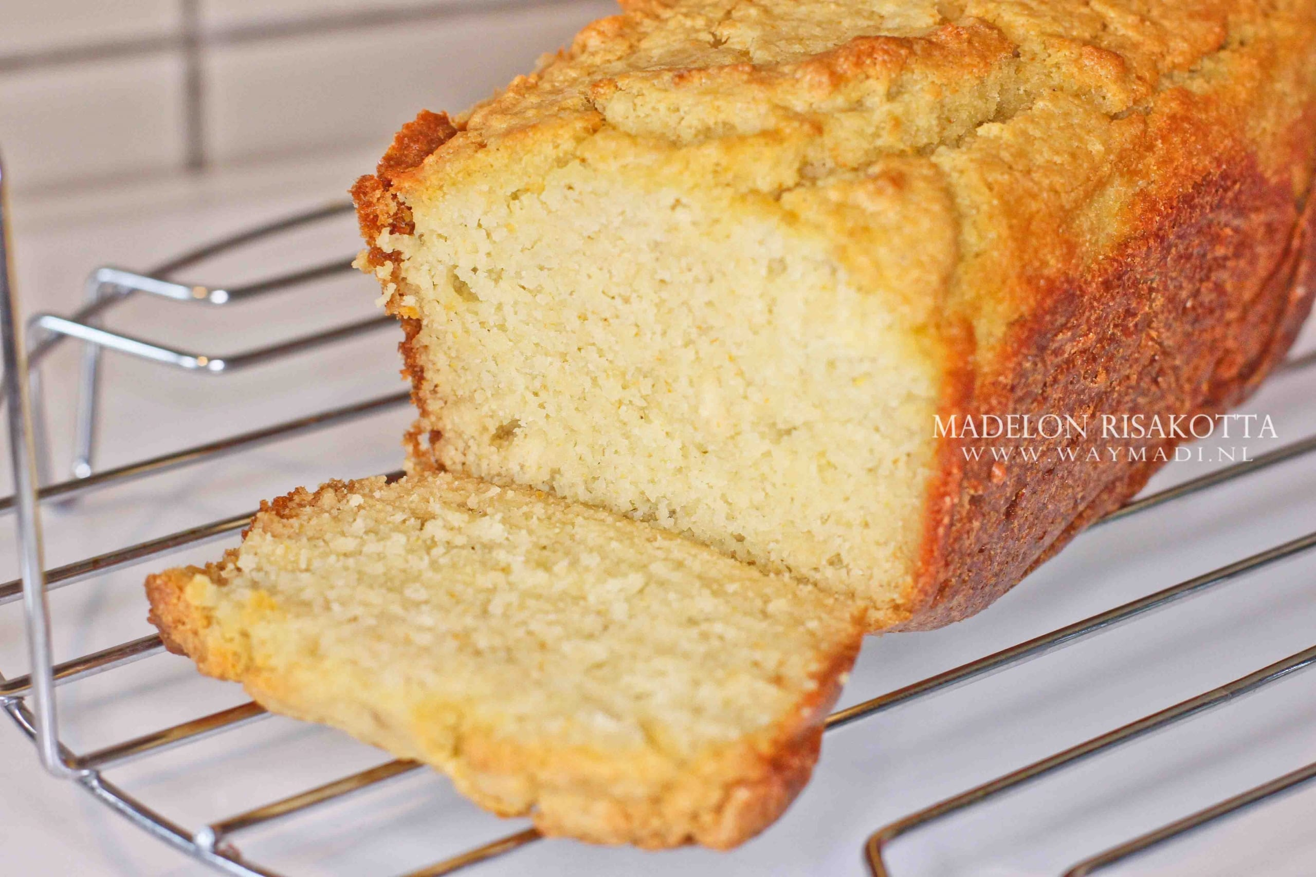 Recept: Hartig Maisbrood
