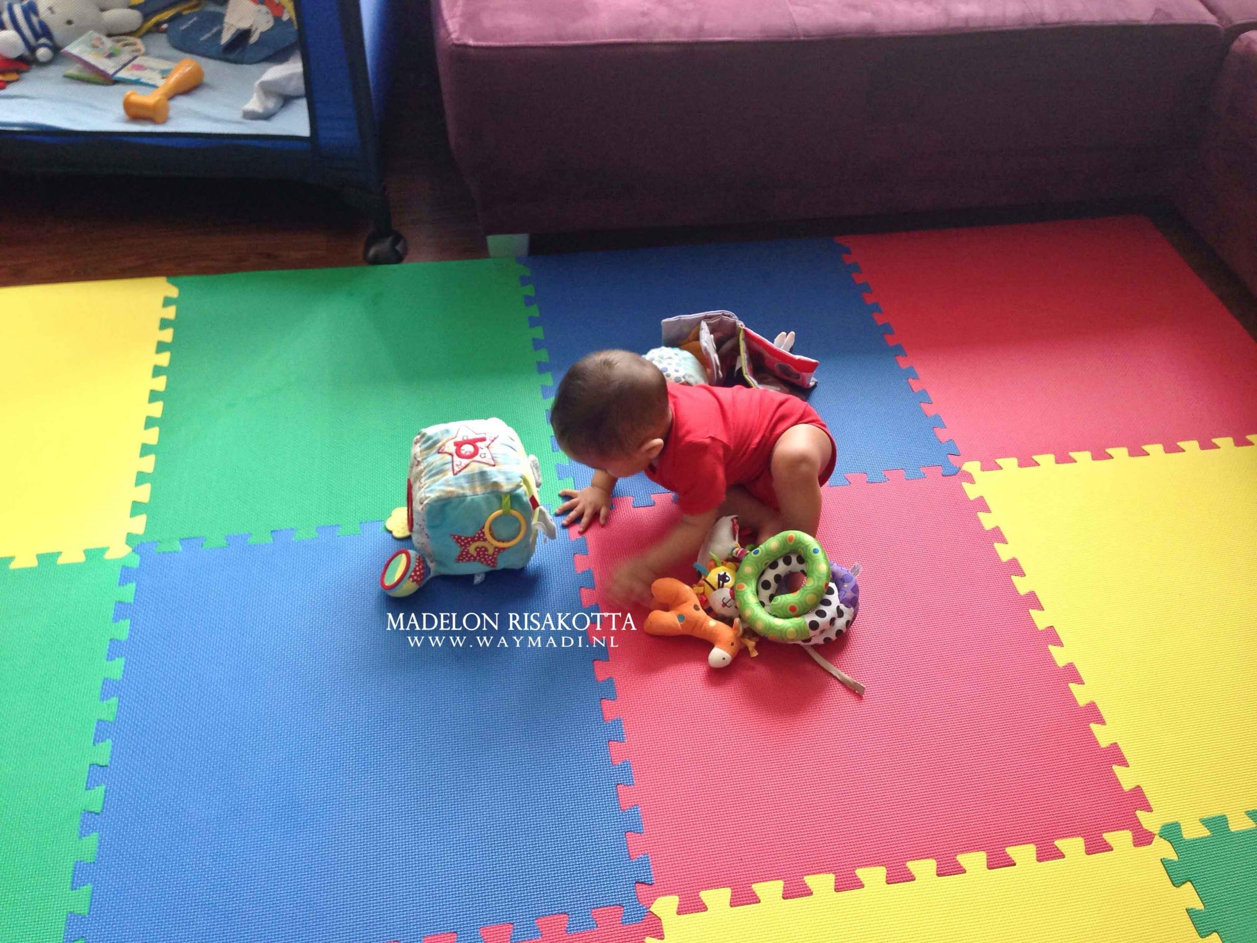 Kinderspeelmatten