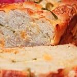 Jalapeño kaasbrood