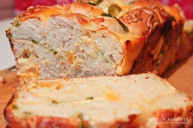 #waymadifood jalapeno kaasbrood
