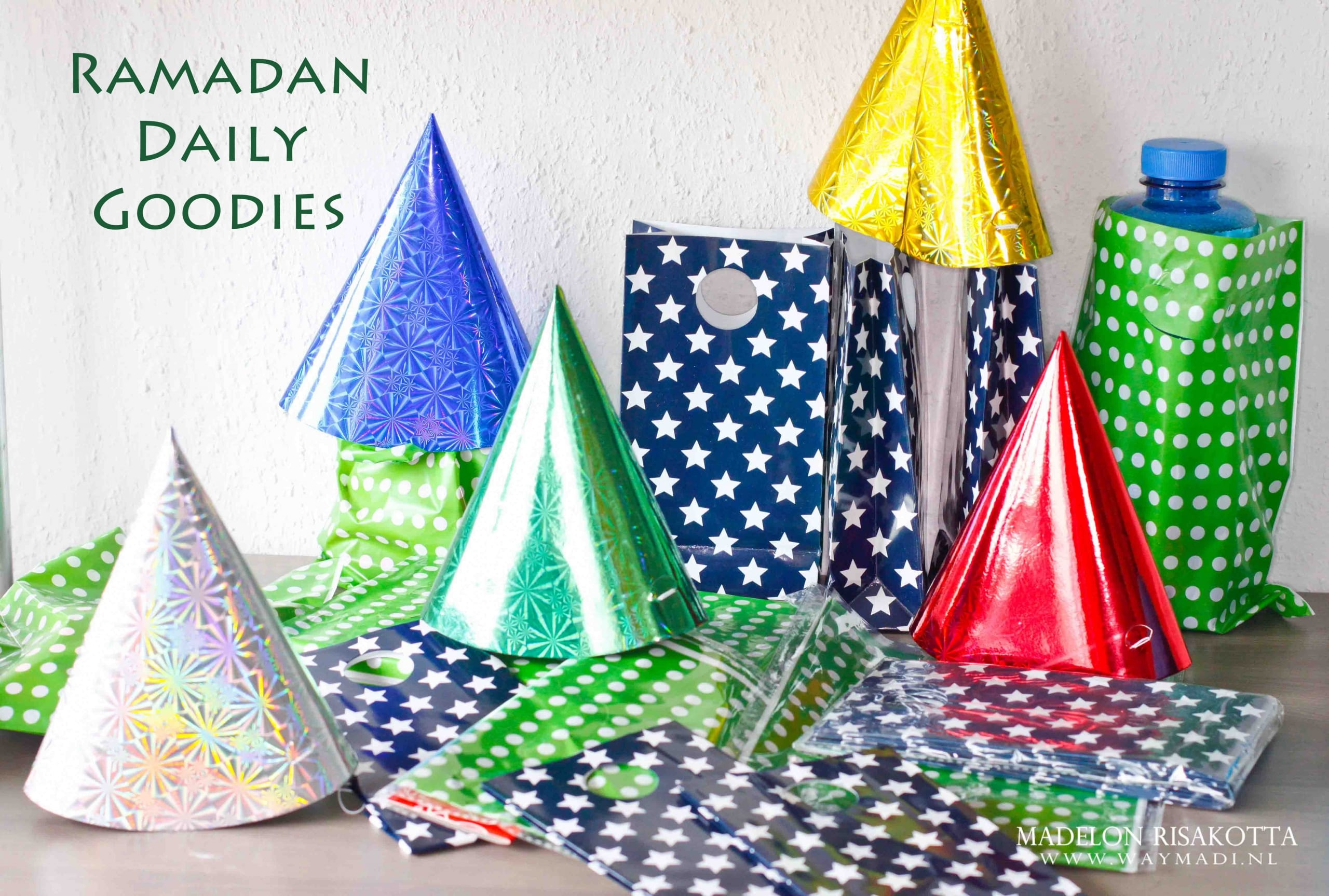 Aftellen naar de maand Ramadan!