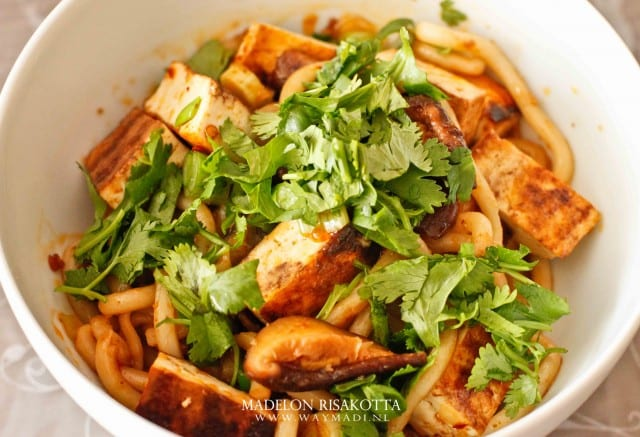 #WaymadiFood Udon Noodles