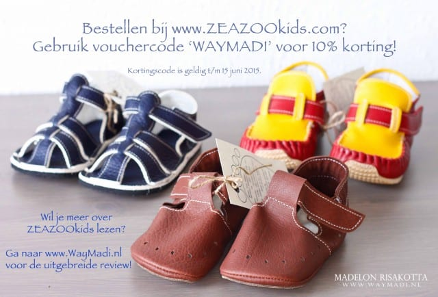 zeazoo kids shoes korting