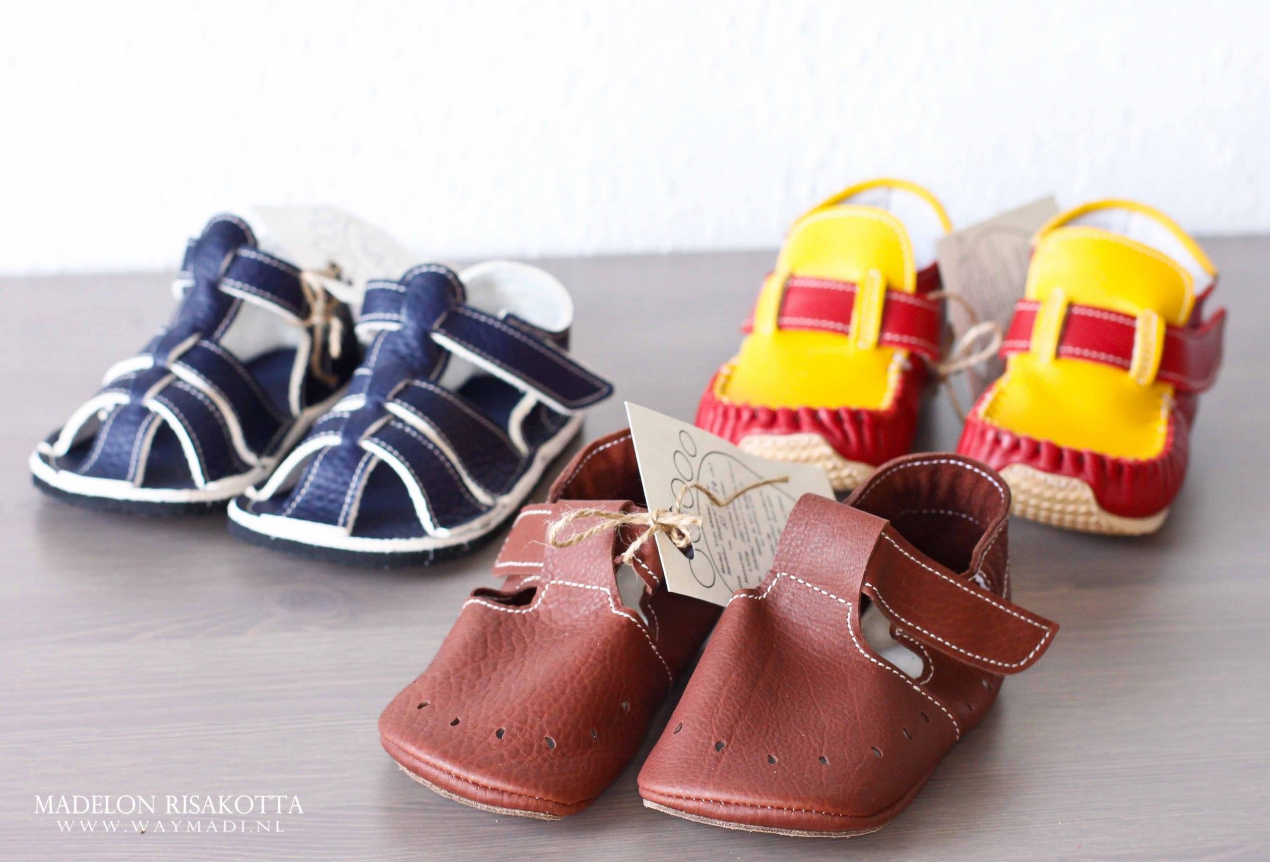 ZEAZOOkids Must Have 'Close to Barefoot' Schoentjes!