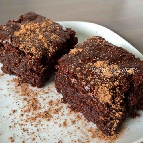 brownies zonder ei tarwe en melk-2