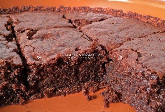 brownies zonder ei tarwe en melk