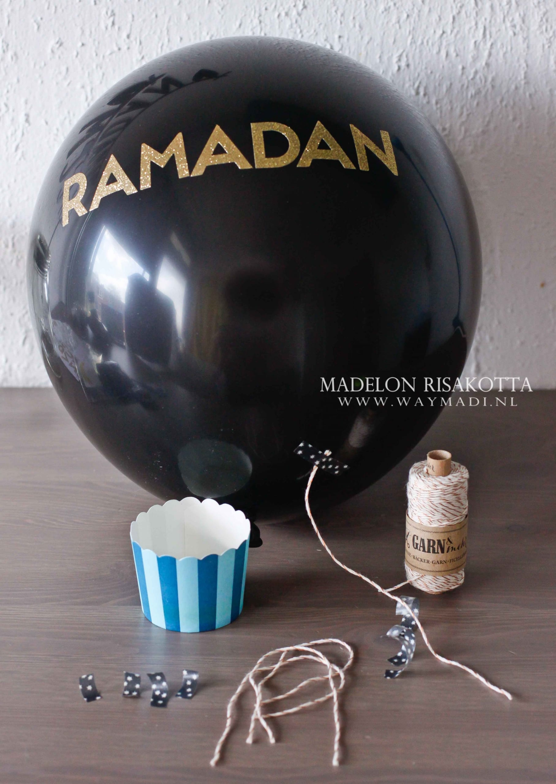 How to: Ramadan Ballon Maken! #Ramadanchallenge