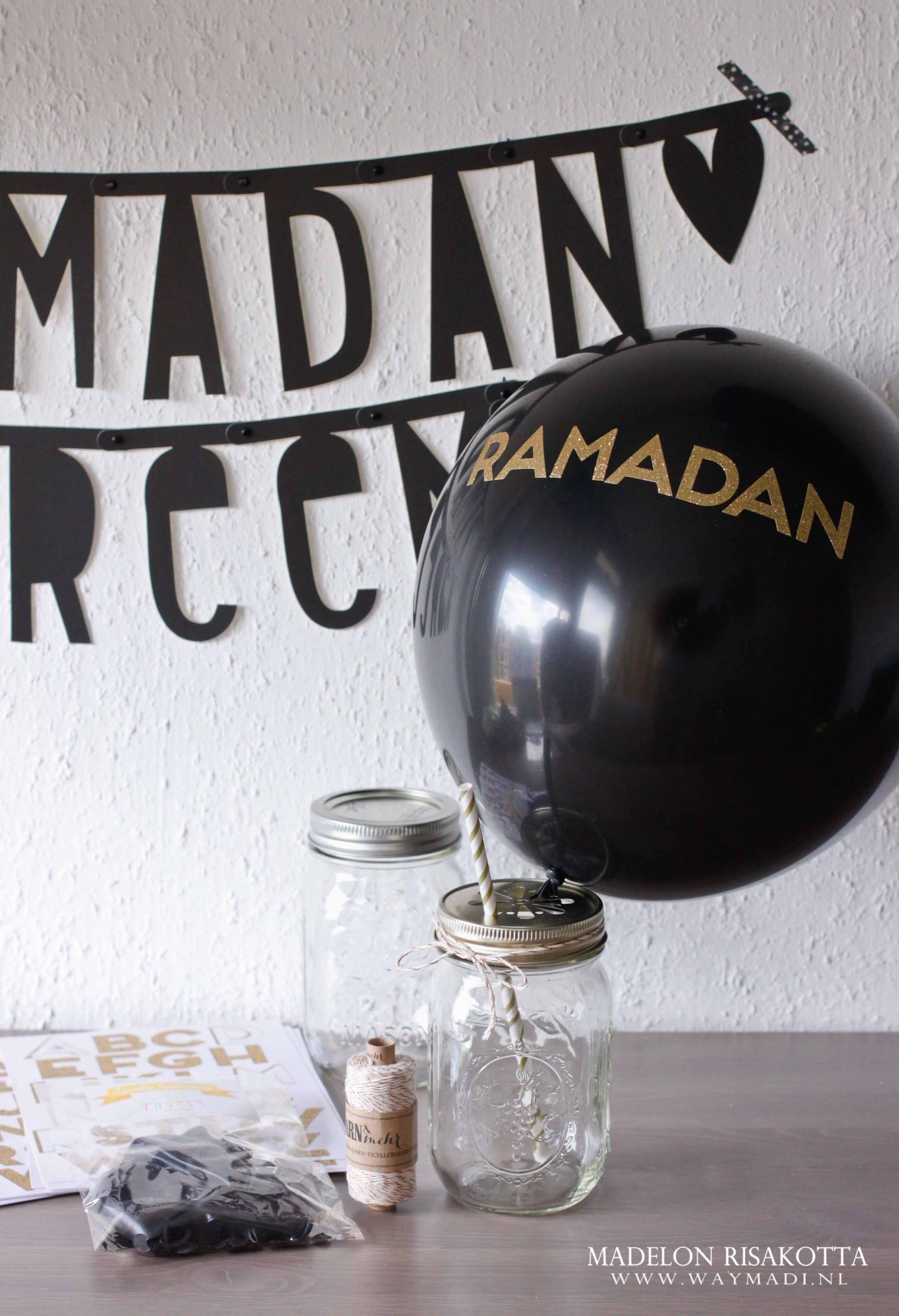 Ramadan Mubarak! #Ramadanchallenge