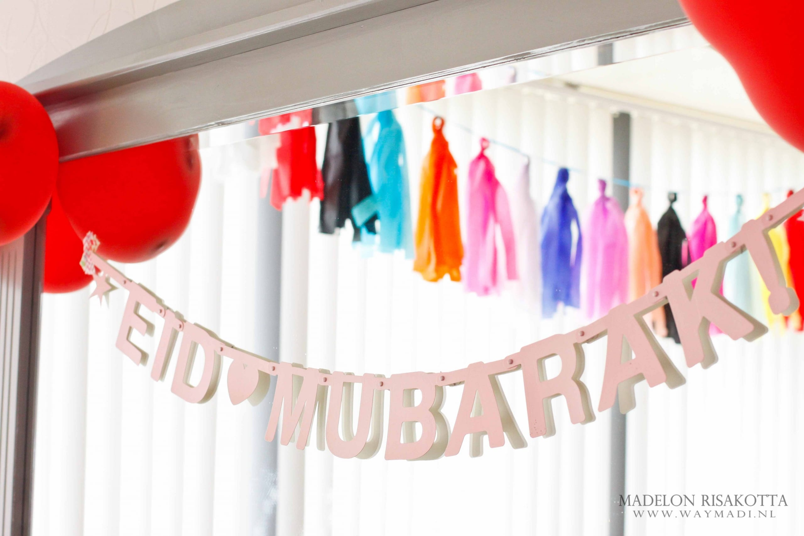 Eid Mubarak! #Ramadanchallenge