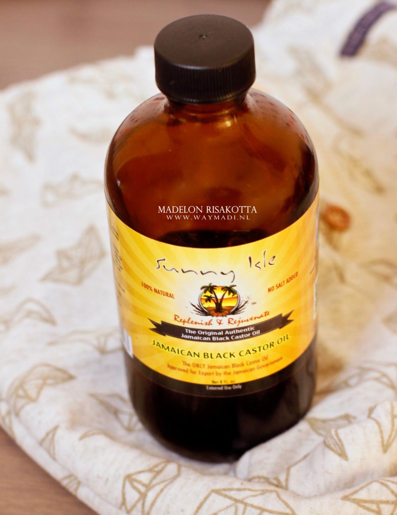 Jamaican Black Castor Oil: Natuurlijke booster voor haar en wimpers