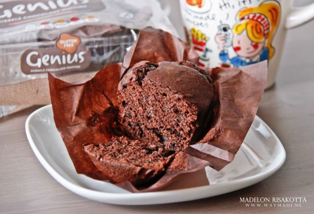 Genius Double Chocolate Muffin
