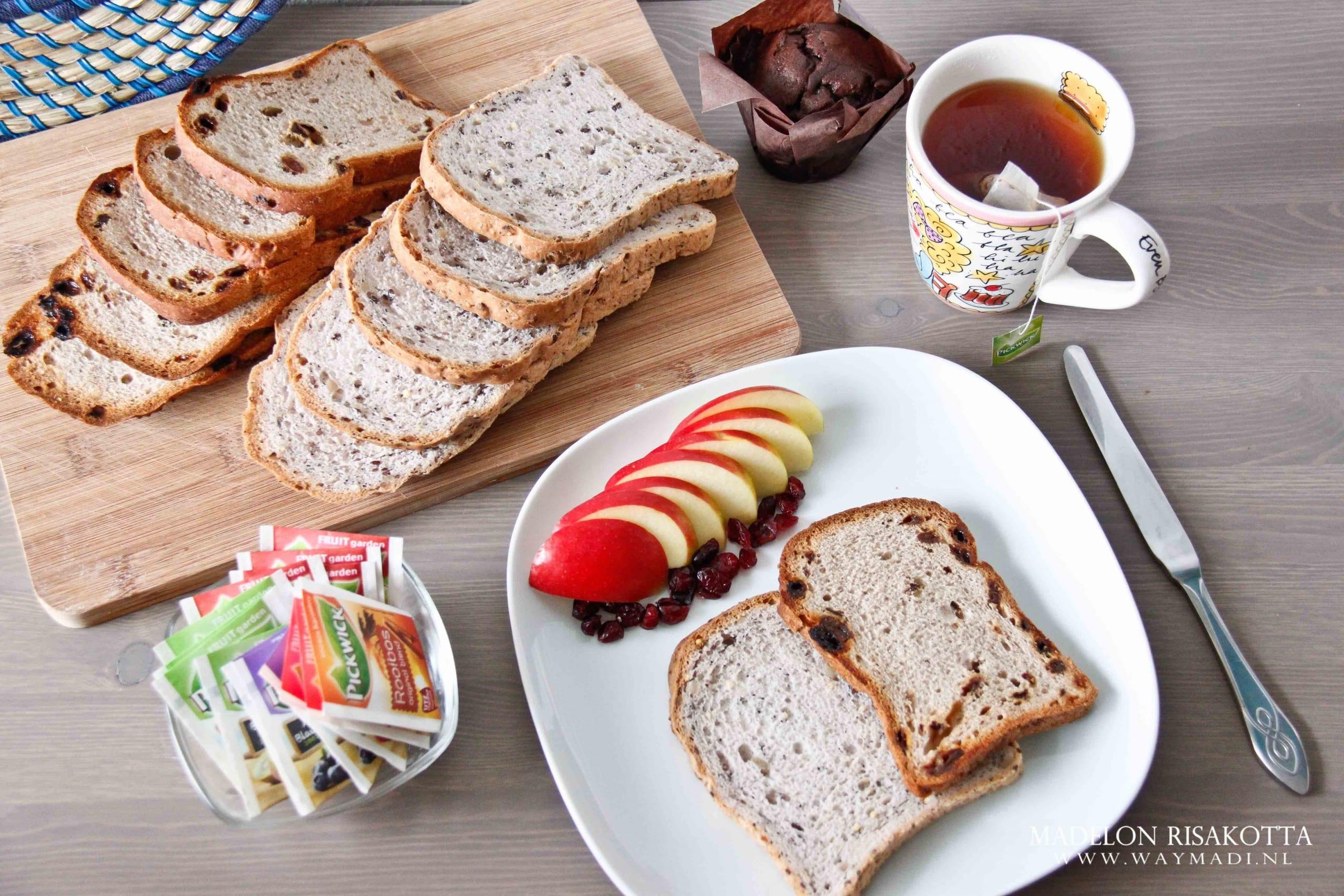 Genius Glutenvrij Brood
