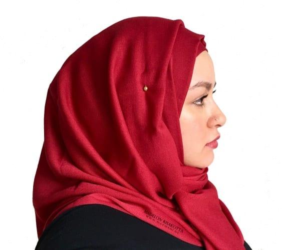 Madelon hidjab rood