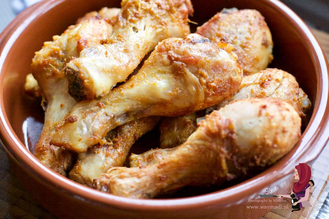 Crispy kip masala (Airfryer)