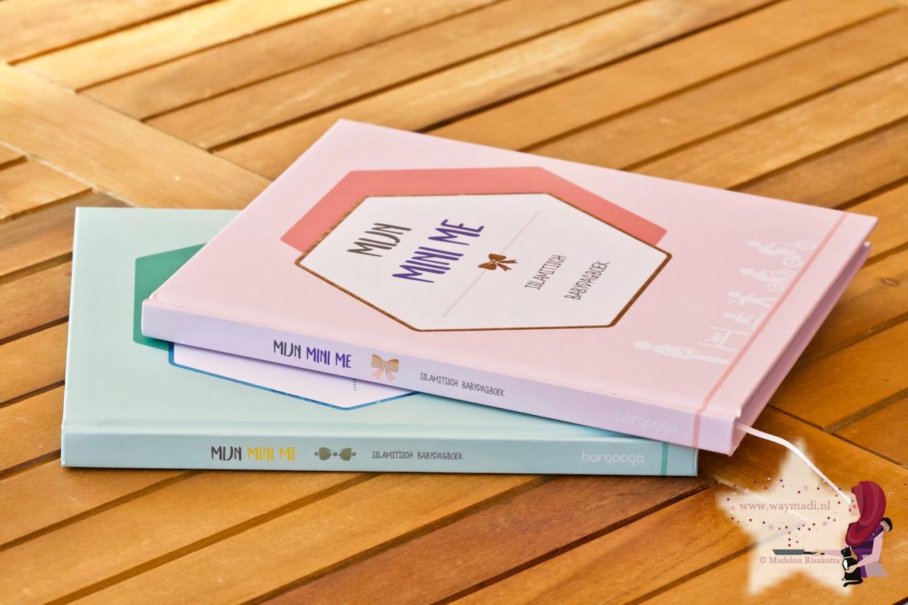 Barqooqa islamitisch babydagboek