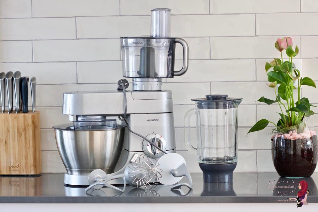 Review: Kenwood Chef Premier Keukenmachine