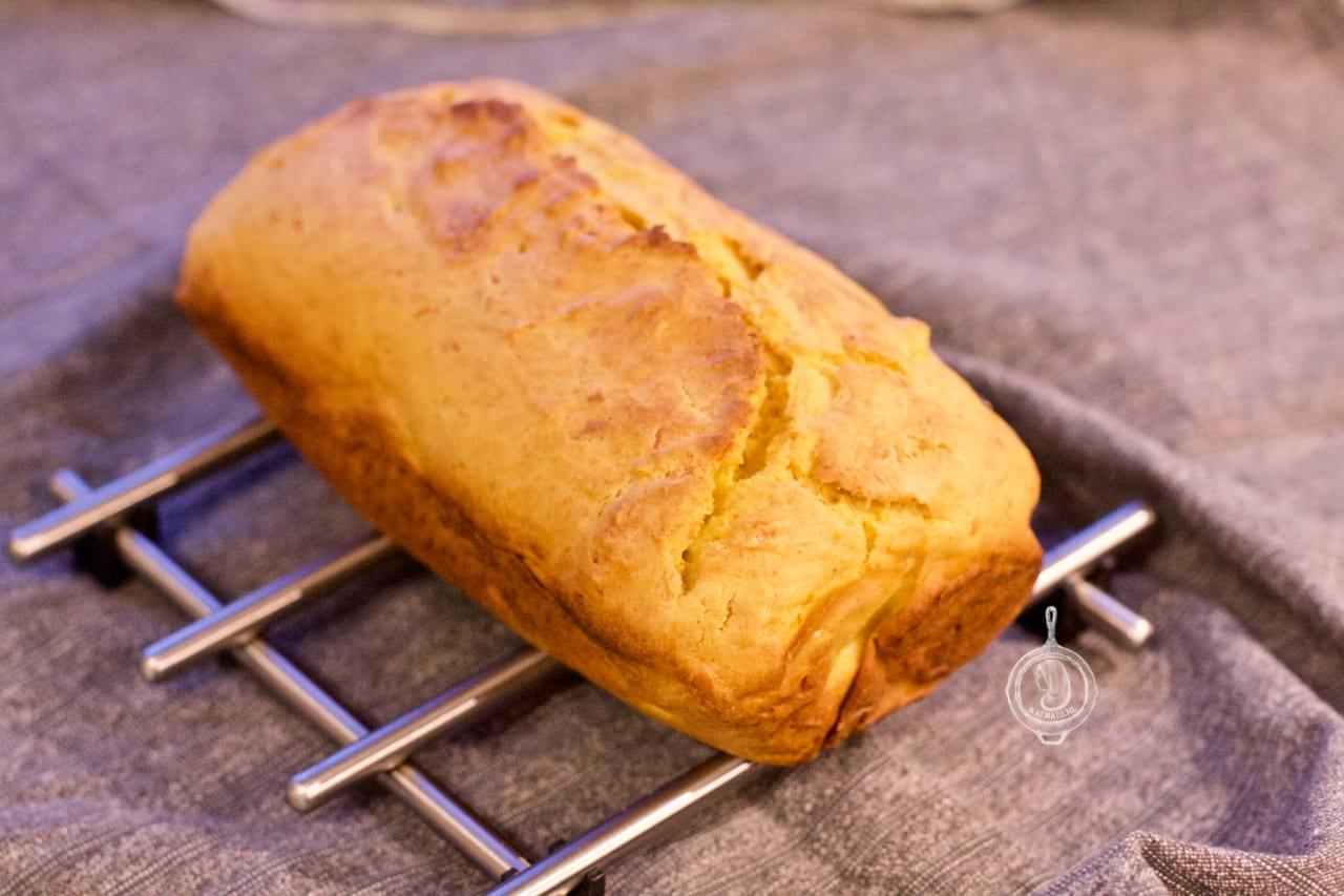 Hartig zoete aardappel brood