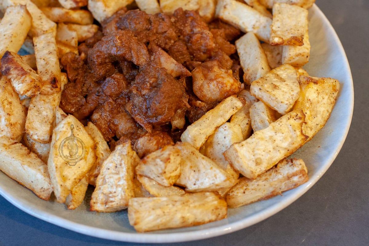 Kebab Hala | Arabische lams stoofschotel