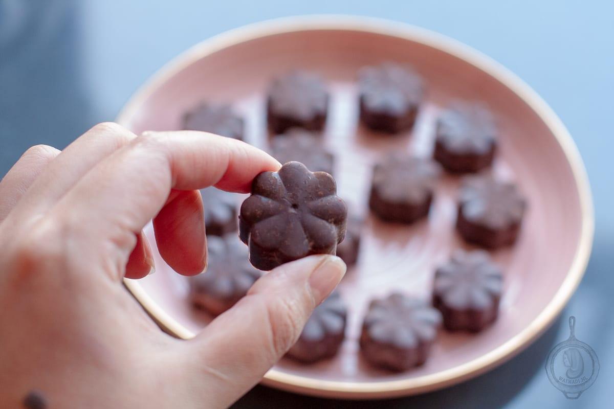 Keto bonbons (fatbombs)
