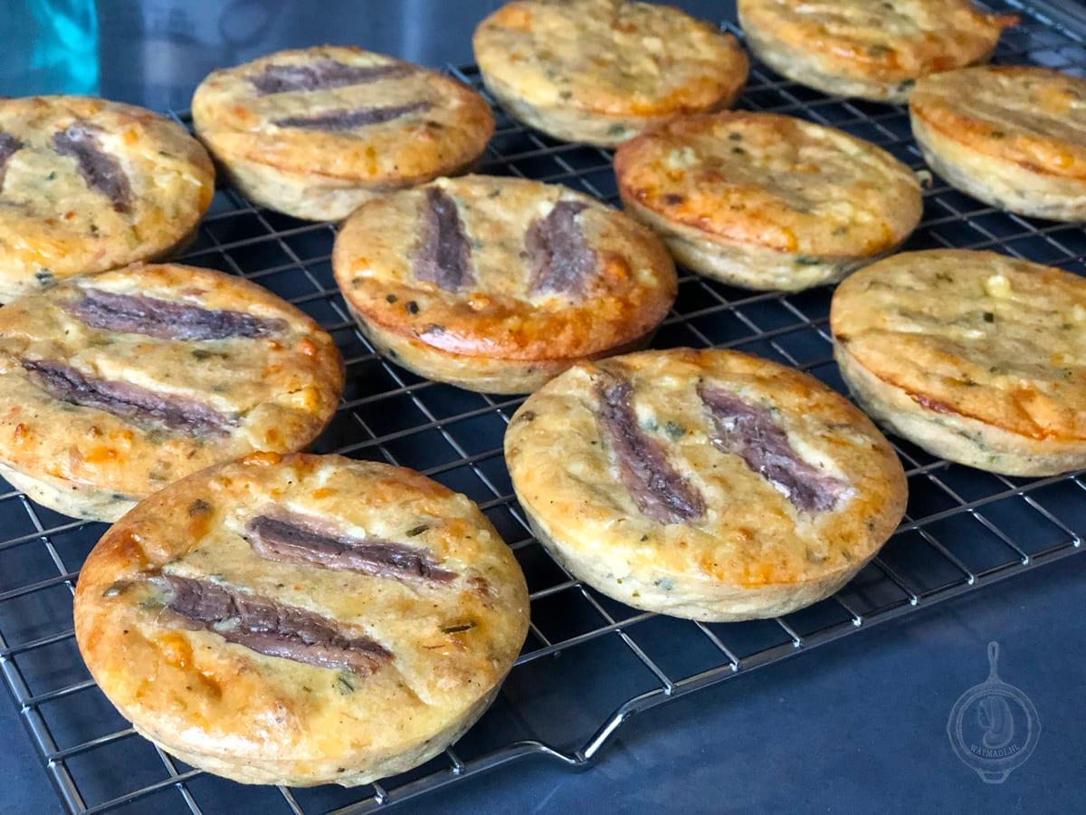 Keto Tonijn Muffins