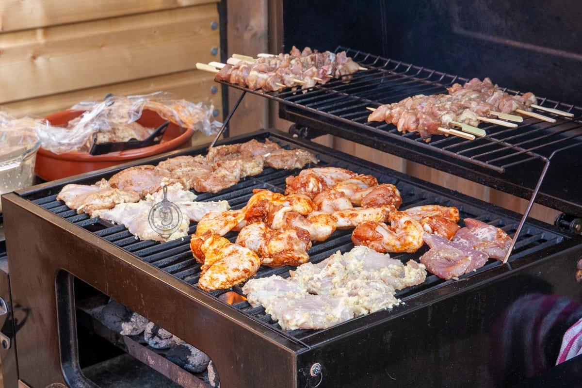Heerlijke BBQ zalm   Goodfoodlove   Bbq recepten, Lekker