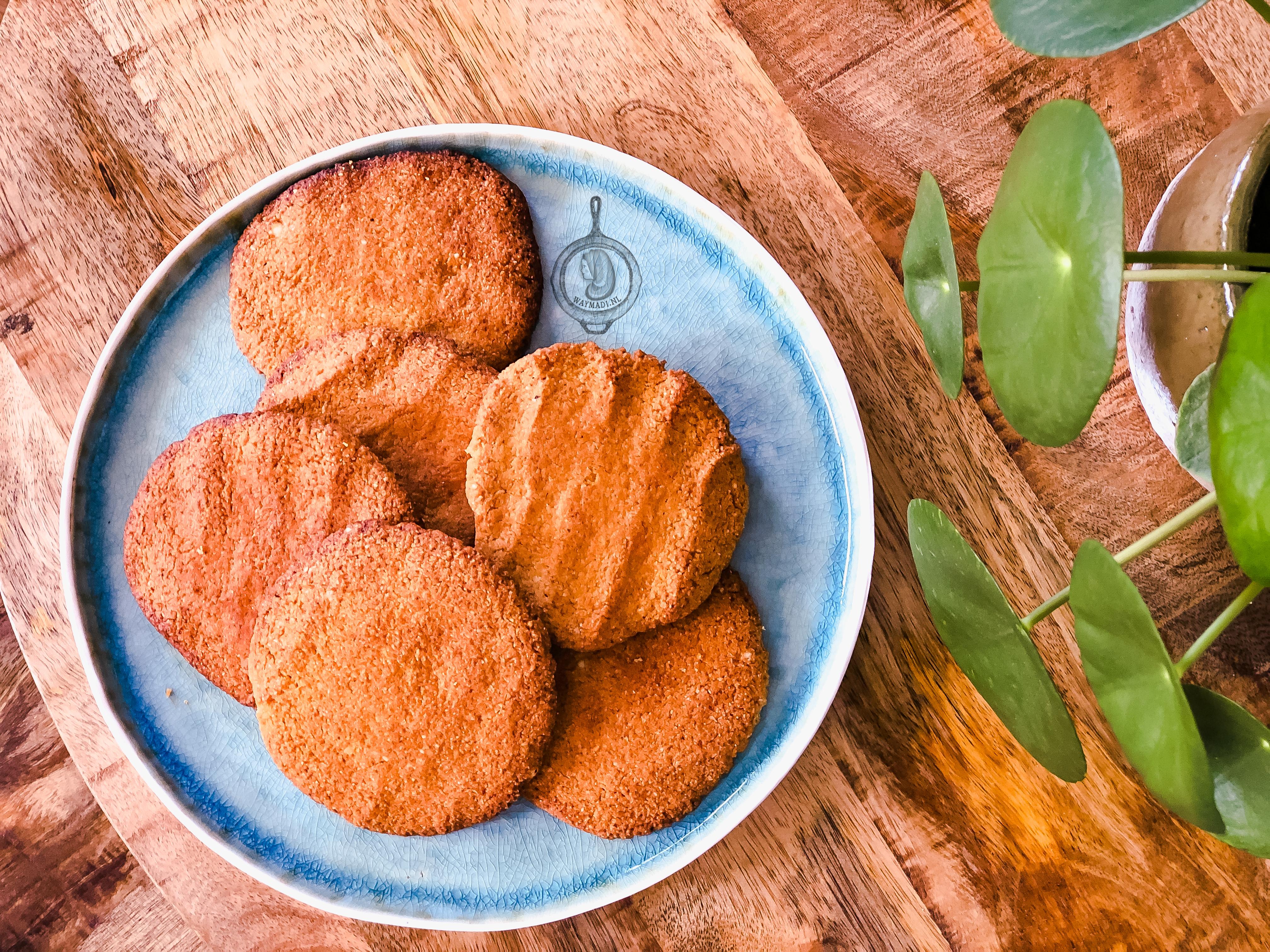 Koolhydraatarme Proteïne Cookies
